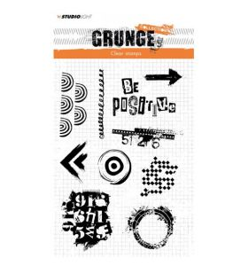 Clear stamps A5 Grunge collection 2.0 nr. 362