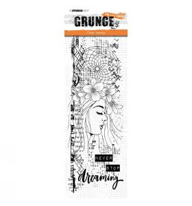 Clear stamp Grunge collection 3.0 nr. 402