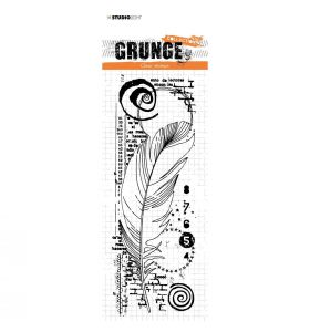 Clear stamp Grunge collection 3.0 nr. 407
