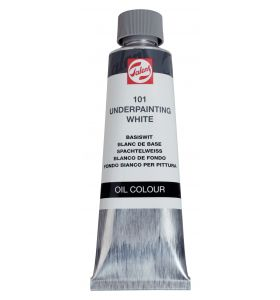 Talens underpainting white (101) 150 ml