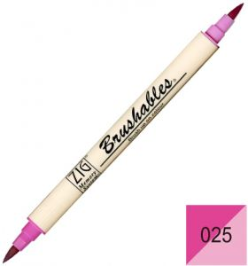Zig Brushables 025 pure pink