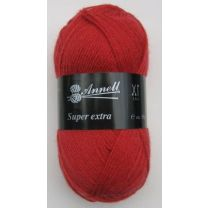 Annell Super Extra Uni 2011 rood