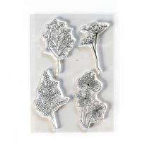 ECD Clear stamps - Flowy florals