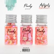 Sequins set Peachy pieces - Karin Joan Missees collection nr. 02