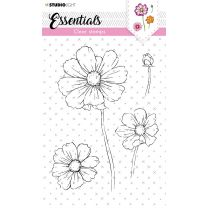 Clear stamps A6 - cosmos nr. 60