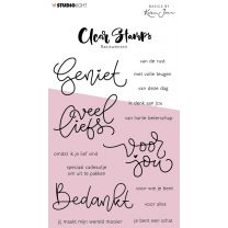 Clear stamps - Basics by Karin Joan nr. 13