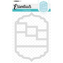 Essentials Cutting and embossing die - nr. 369
