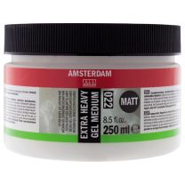 Extra Heavy Gel Medium mat (022) 250 ml