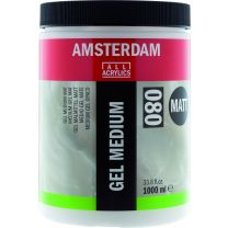 Gel Medium mat (080) 1000 ml