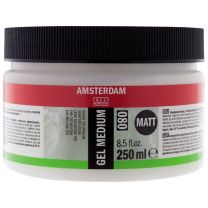 Gel Medium mat (080) 250 ml