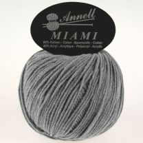 Annell Miami 8957 donkergrijs