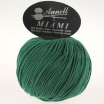 Annell Miami 8963 donkergroen