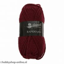 Annell Rapido plus 9210 kersenrood