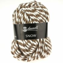 Annell Snow 3981 wit bruin