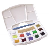 Art creation aquarelverf pocketbox 12 napjes