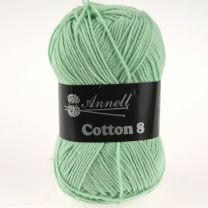 Annell Cotton 8 - 22 pastelgroen