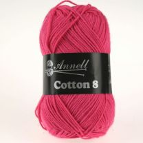 Annell Cotton 8 - 77 felrose