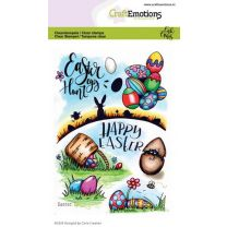 Clearstamps A6 - Easter 1 Carla Creaties