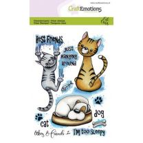 Clearstamps A6 - Odey & Friends 2 Carla Creaties
