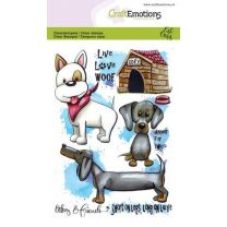 Clearstamps A6 - Odey & Friends 3 Carla Creaties