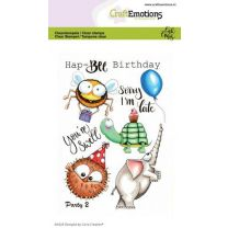 Clearstamps A6 - Party 2 Carla Creaties