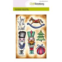 Clearstamps A6 - Toy soldiers 2 Carla Creaties