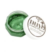 Nuvo crackle mousse 1395n Chameleon green