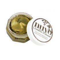 Nuvo crackle mousse 1398n Egyptian gold