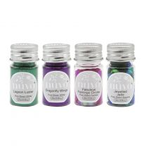 Nuvo pure sheen collection 307n tropical paradise 4 x 25 ml