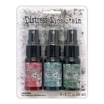 Distress Holiday mica stain set 1