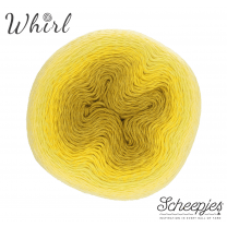 Scheepjes Whirl Ombré 551 Daffodil Dolally