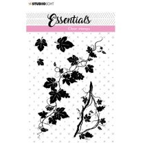 Clear stamps A7 silhouette Vines nr. 23