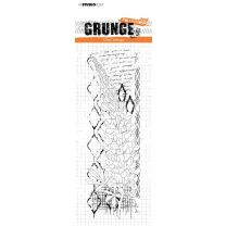 Clear stamp Lupine - Grunge collection 6.0 nr. 39