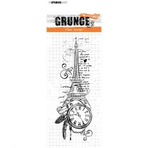 Clear stamp Grunge collection 4.0 nr. 452