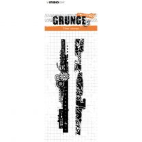 Clear stamp Grunge collection 4.0 nr. 454