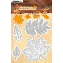 Cutting and embossing die - Wonderful autumn nr. 308