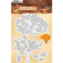 Cutting and embossing die - Wonderful autumn nr. 310