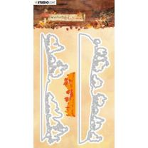 Cutting and embossing die - Wonderful autumn nr. 311