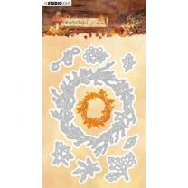 Cutting and embossing die - Wonderful autumn nr. 312