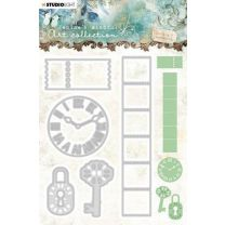 Cutting and embossing die - Jenine's mindful art collection nr.03