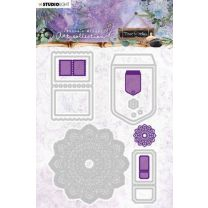 Cutting and embossing die - Jenine's mindful 5.0 nr.10