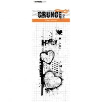 Clear stamp Grunge collection 3.0 nr. 410