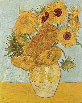 Vincent_van_Gogh_zonnebloemen