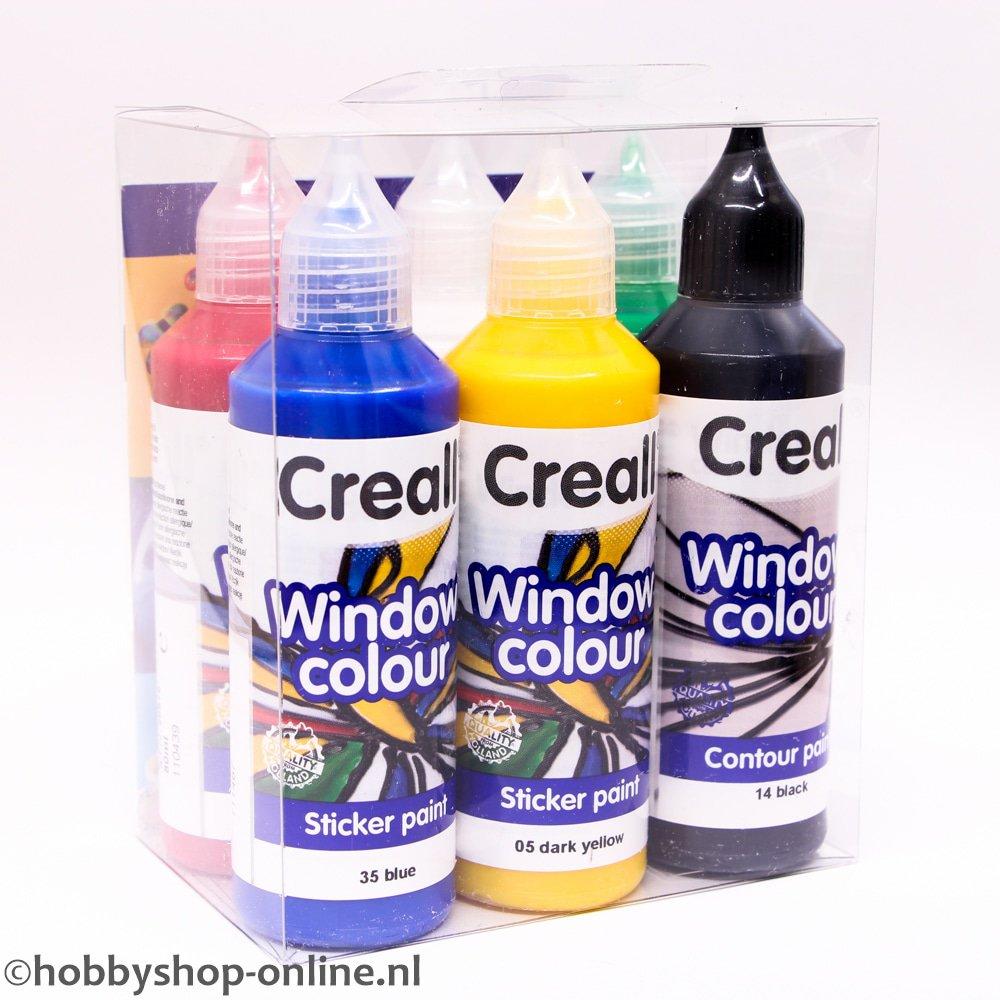 Creall Glass window color