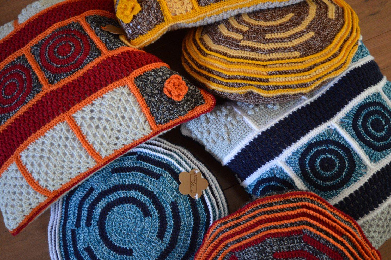 De Lossen & Vasten CAL kussens voor bij je deken