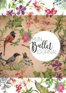 Mijn Bullet Journal vogel-small