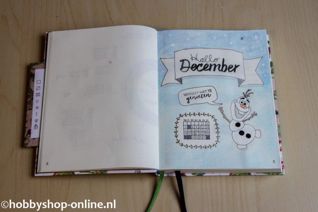 bullet-journaling-5-monthly-spread