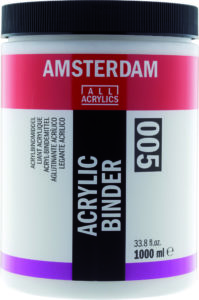 Acrylbindmiddel