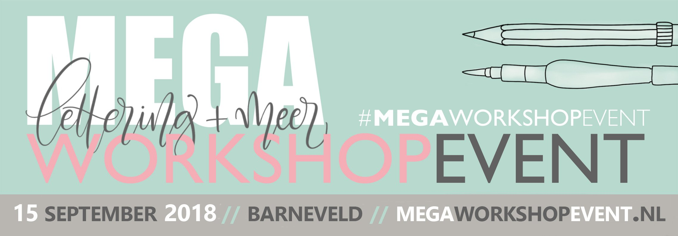 Mega workshop event Barneveld