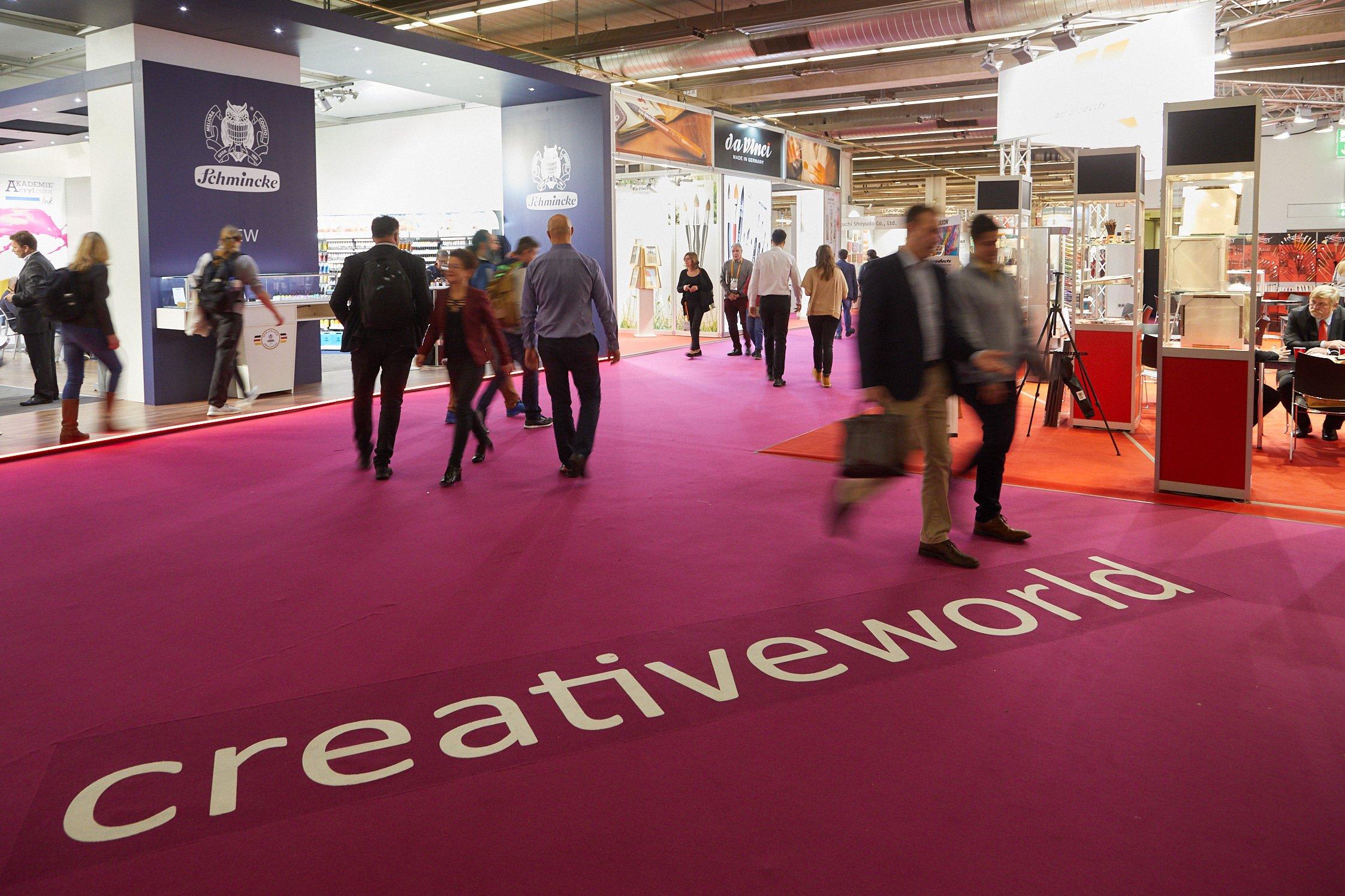 Creative World Frankfurt 2019; producten en trends